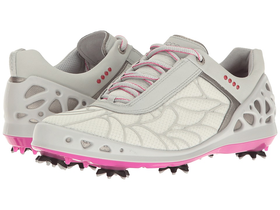 ECCO Golf - Cage EVO (Concrete) Women's Golf Shoes