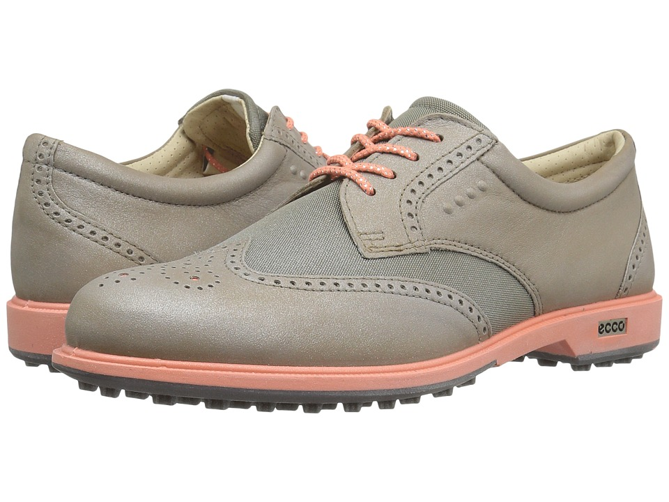 ECCO Golf - Classic Hybrid III (Petal/Petal Trim) Women's Golf Shoes