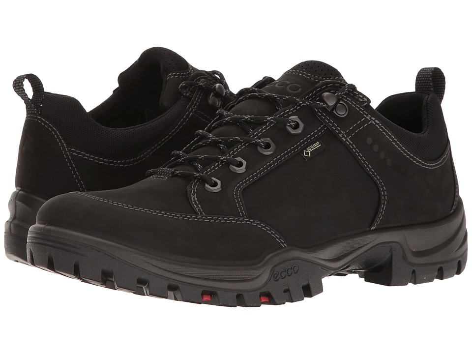 ECCO Sport - Xpedition III (Black) Men's Lace up casual Shoes