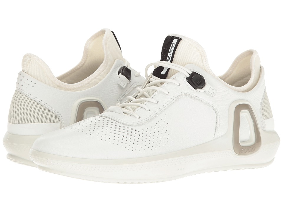 ECCO Sport Intrinsic 3 Sneaker (White) Women