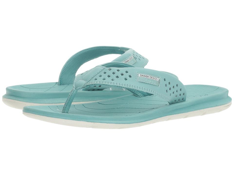 ECCO Sport Intrinsic Thong Sandal (Aquatic) Women