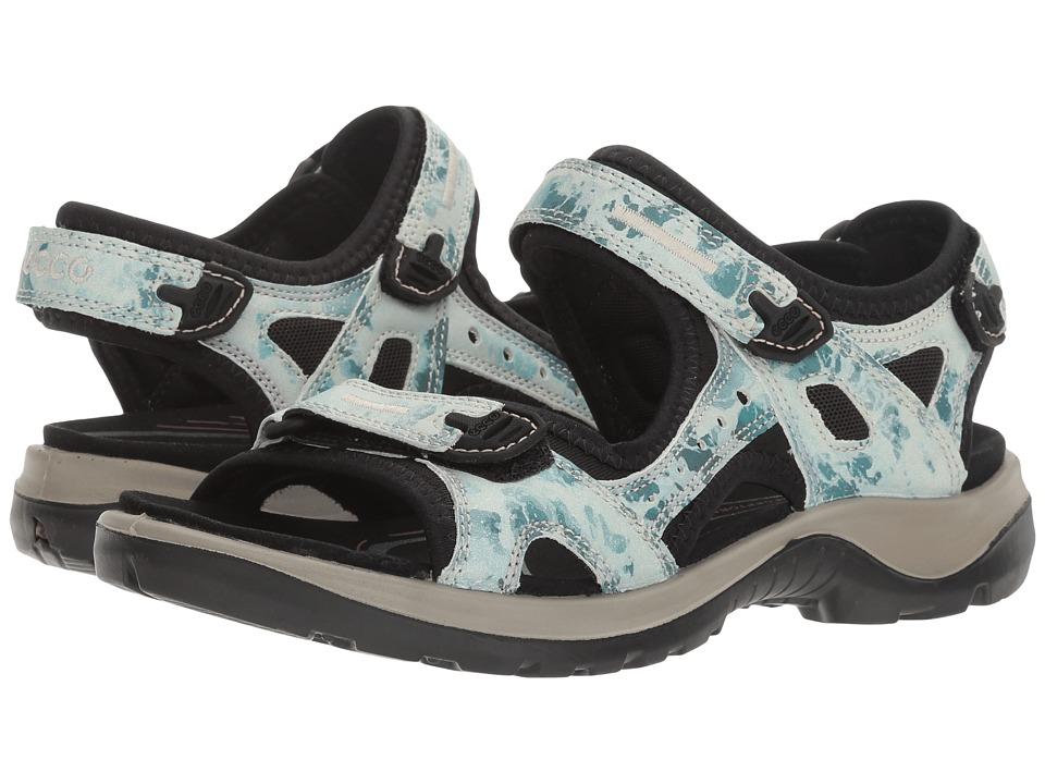 ECCO Sport - Yucatan Sandal (Biscaya) Women's Sandals