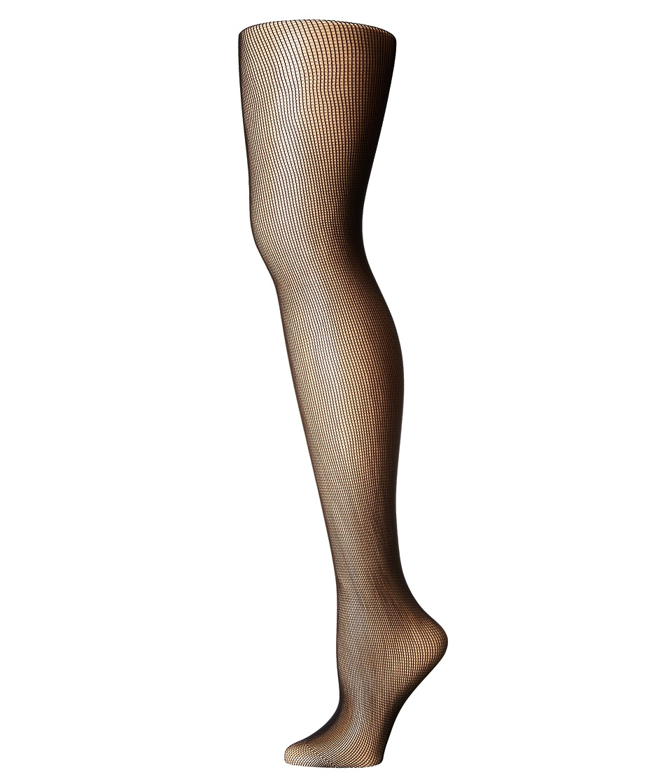 Calvin Klein - Square Mesh Tights (Black) Hose