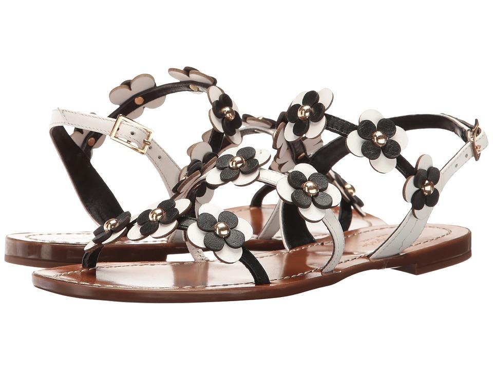Kate Spade New York - Colorado (Black/White Vacchetta) Women's Shoes
