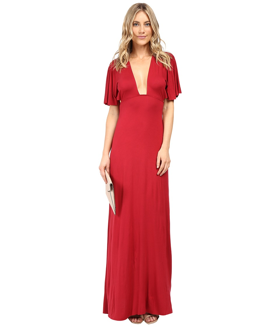 Clayton - Jaelyn Dress (Crimson) Women's Dress