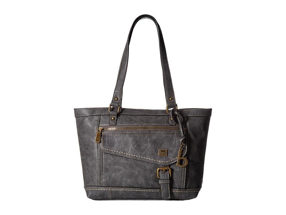 b.o.c. - Amherst Tote (Charcoal) Tote Handbags