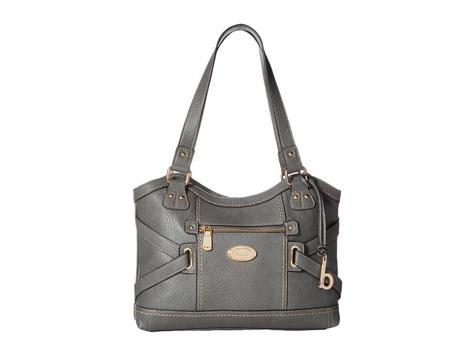 b.o.c. - Parkslope Tote (Charcoal) Tote Handbags