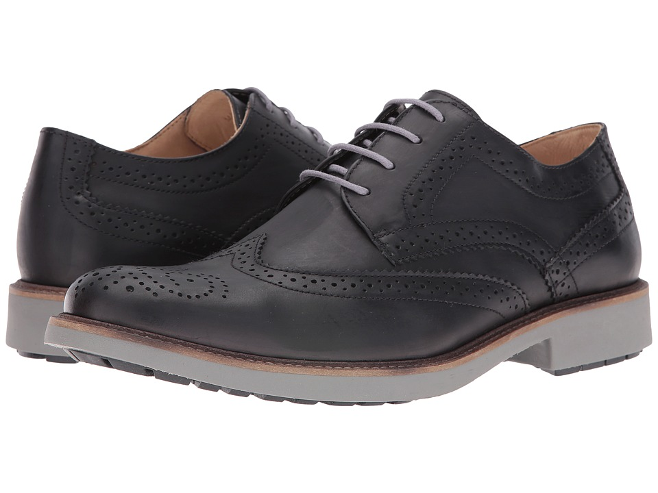 Donald J Pliner - Ramsey (Black) Men's Shoes