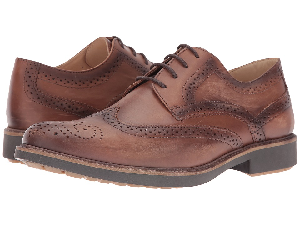 Donald J Pliner - Ramsey (Saddle) Men's Shoes