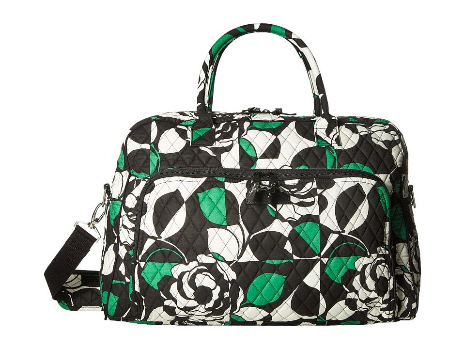 Vera Bradley Luggage - Weekender (Imperial Rose) Bags