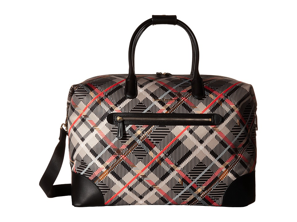 Vera Bradley Luggage - Travel Duffel (Sofia Plaid) Duffel Bags