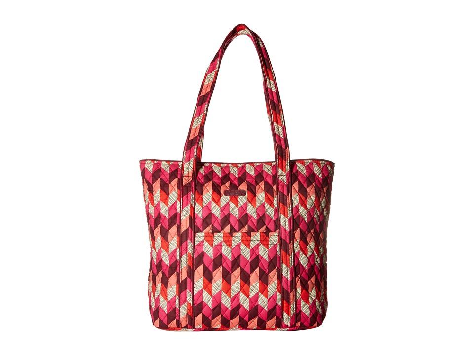 Vera Bradley - Vera 2.0 (Bohemian Chevron) Tote Handbags