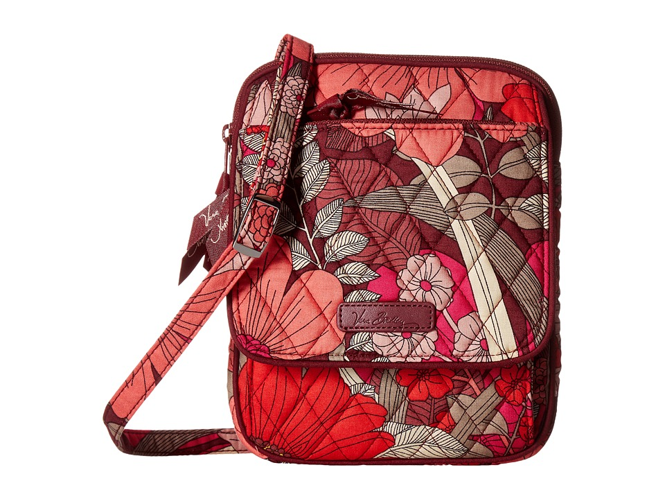 Vera Bradley - Mini Hipster (Bohemian Blooms) Cross Body Handbags