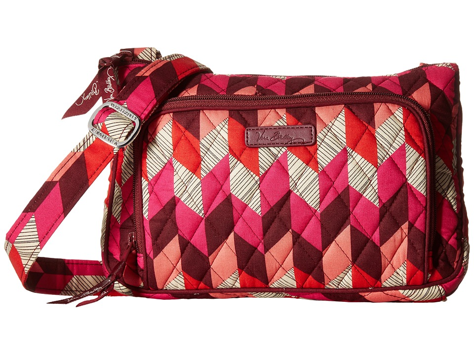 Vera Bradley - Little Hipster (Bohemian Chevron) Cross Body Handbags