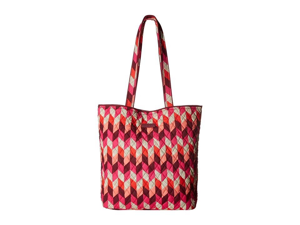 Vera Bradley - Tote (Bohemian Chevron) Tote Handbags
