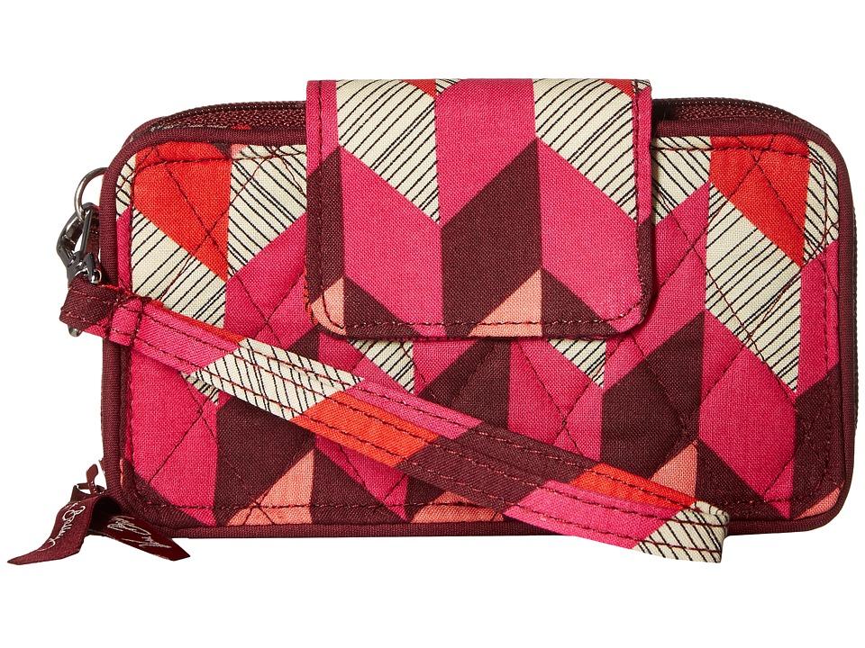 Vera Bradley - Smartphone Wristlet for iPhone 6 (Bohemian Chevron) Clutch Handbags