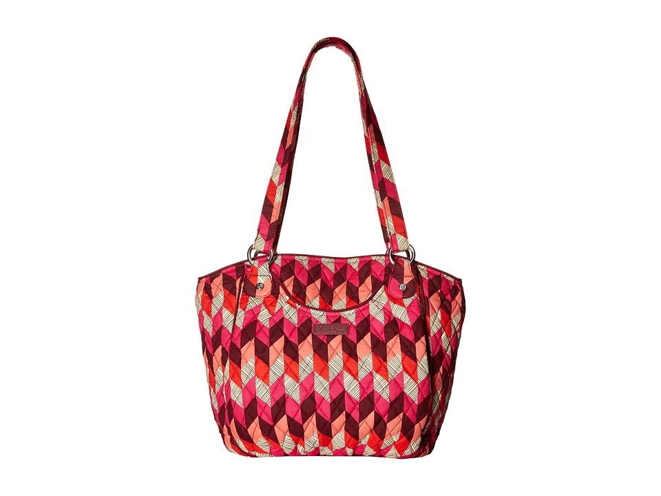 Vera Bradley - Glenna (Bohemian Chevron) Tote Handbags