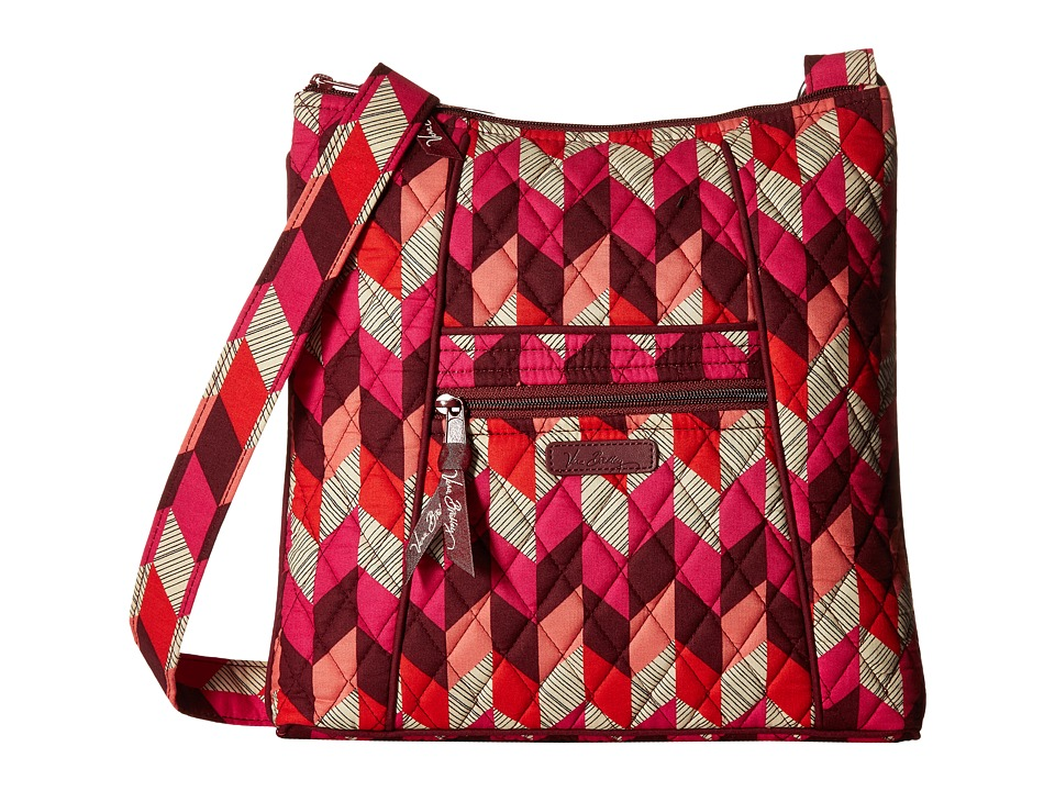 Vera Bradley - Hipster (Bohemian Chevron) Cross Body Handbags