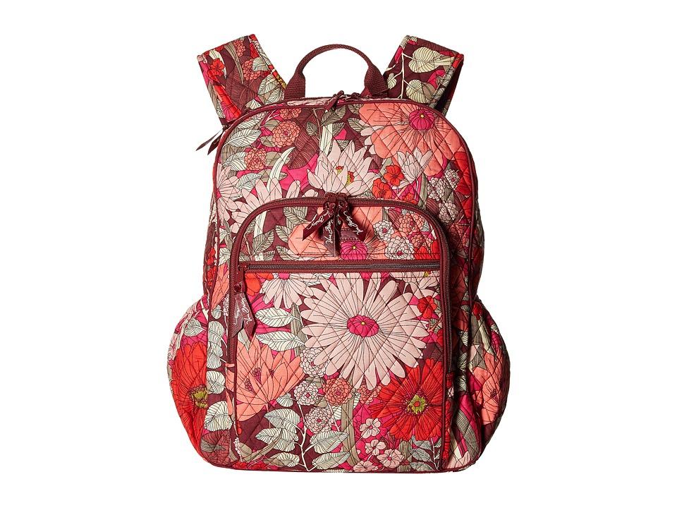 Vera Bradley - Campus Tech Backpack (Bohemian Blooms) Backpack Bags