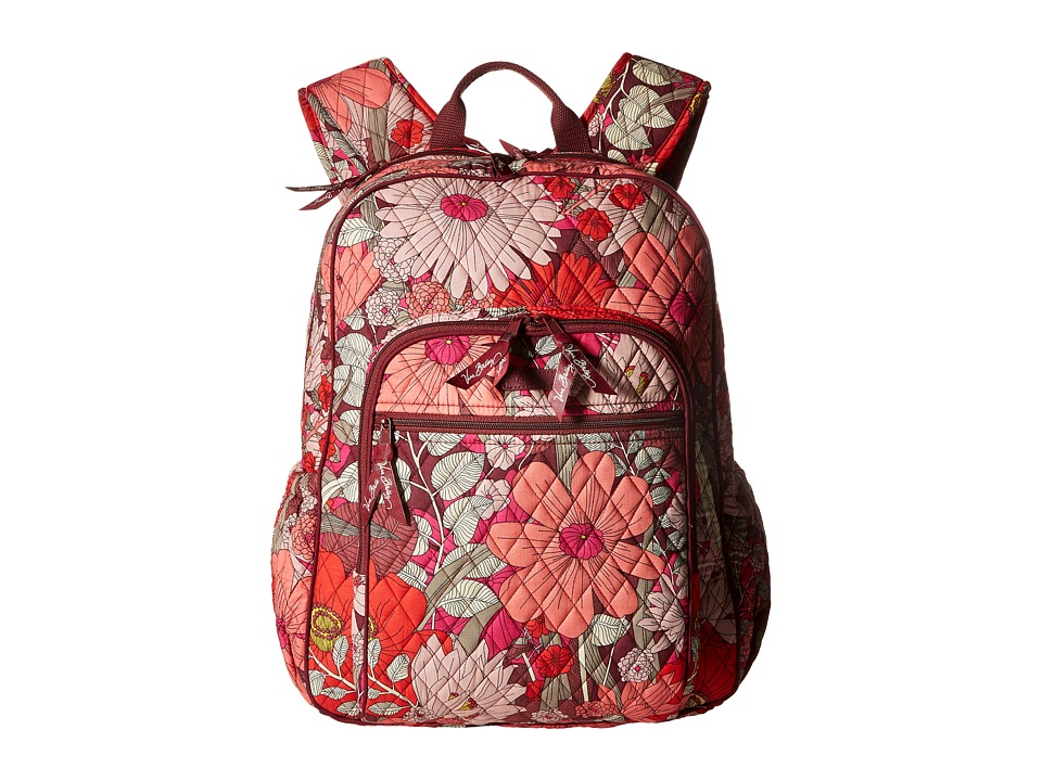 Vera Bradley - Keep Charged Campus Tech Backpack (Bohemian Blooms) Backpack Bags