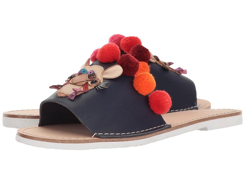 Kate Spade New York - Idelphia (New Navy Vachetta) Women's Shoes
