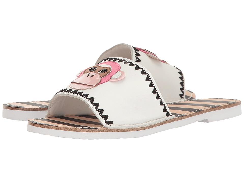 Kate Spade New York - Inyo (White Vacchetta) Women's Shoes