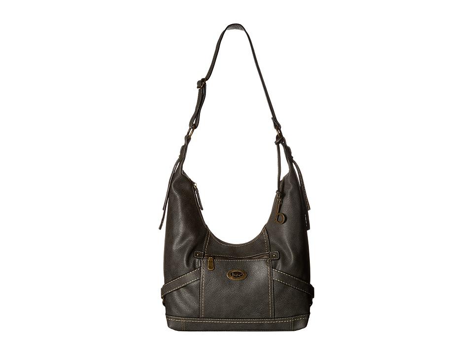 b.o.c. - Middleton Hobo (Charcoal) Hobo Handbags