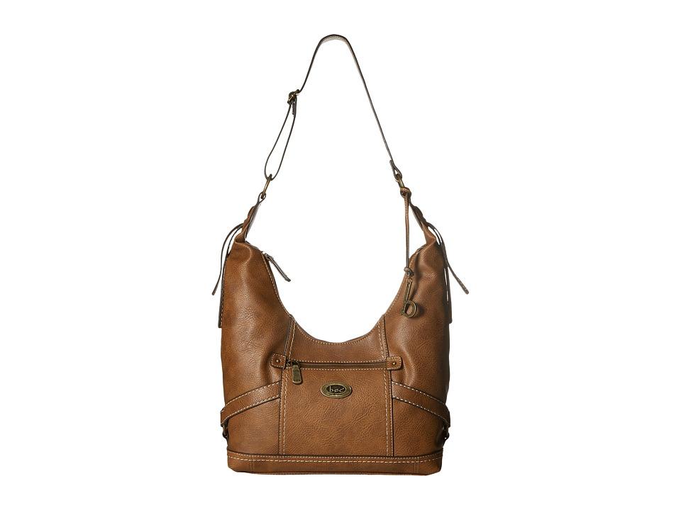 b.o.c. - Middleton Hobo (Saddle) Hobo Handbags