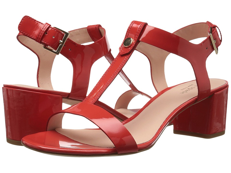 Kate Spade New York - Panama (Paprika Patent) Women's Shoes