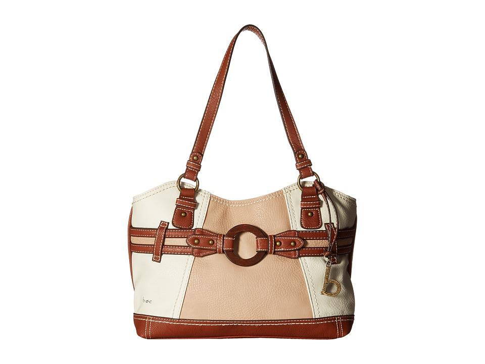 b.o.c. - Nayarit Tote (Bone/Stone/Walnut) Tote Handbags