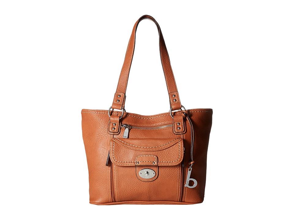 b.o.c. - Waltham Tote (Saddle) Tote Handbags