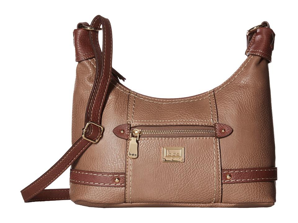 b.o.c. - Beachwood Hobo (Mink/Walnut) Hobo Handbags