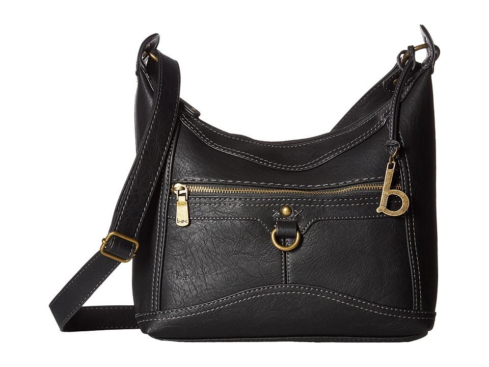 b.o.c. - Mansfield Hobo (Black) Hobo Handbags