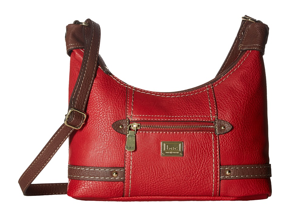 b.o.c. - Beachwood Hobo (Pimento/Walnut) Hobo Handbags