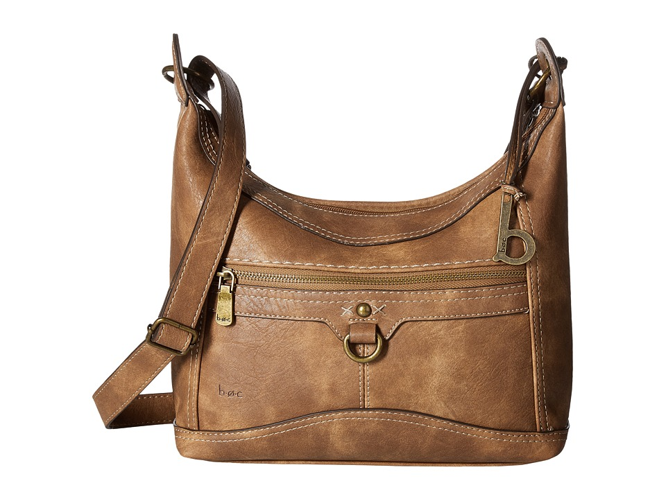 b.o.c. - Mansfield Hobo (Saddle) Hobo Handbags