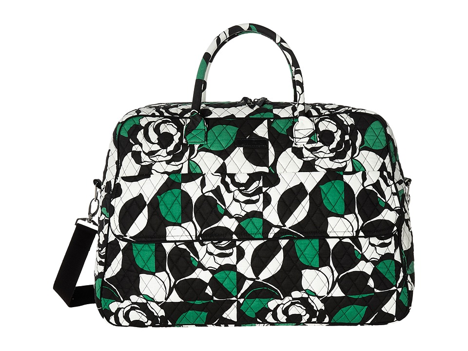 Vera Bradley Luggage - Grand Traveler (Imperial Rose) Duffel Bags