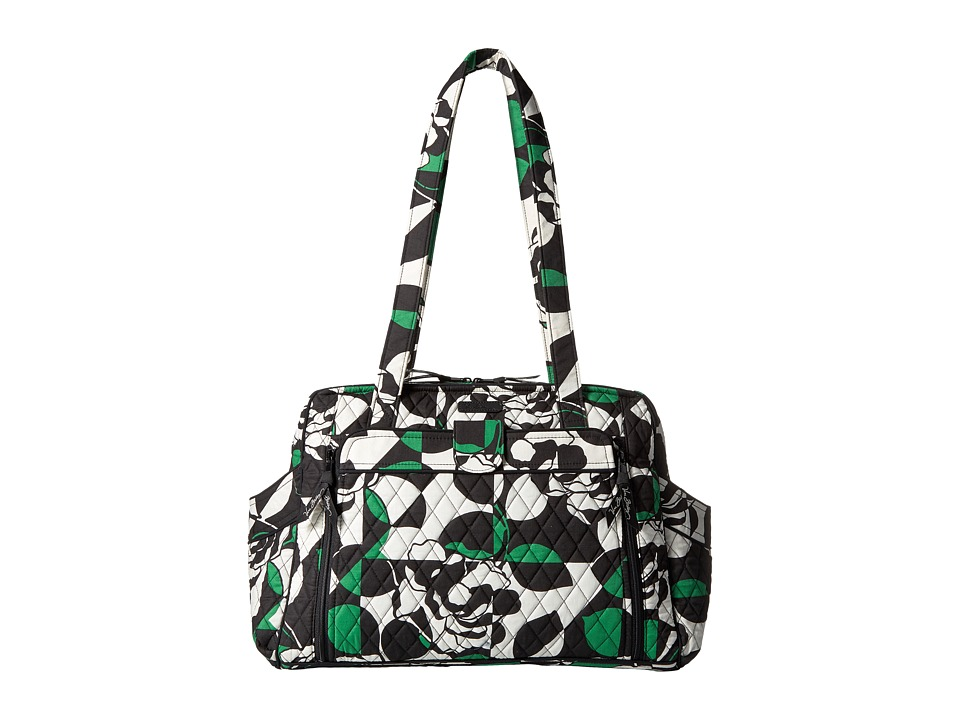 Vera Bradley - Stroll Around Baby Bag (Imperial Rose) Diaper Bags