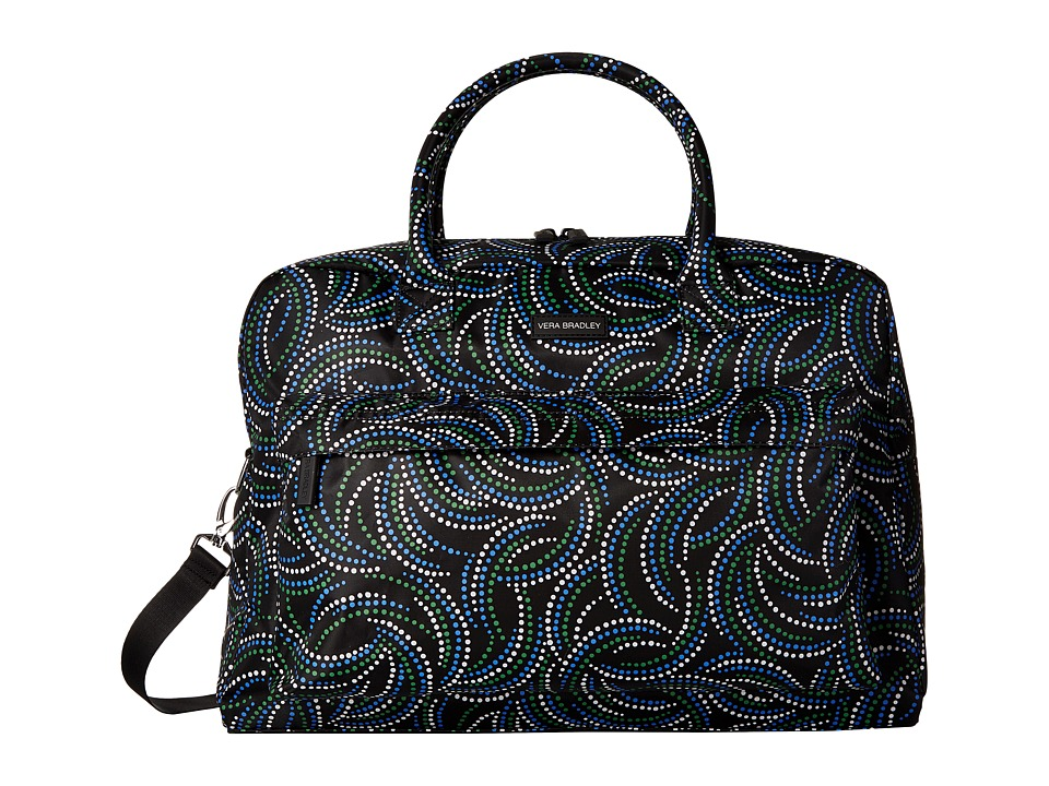 Vera Bradley Luggage - Perfect Companion Travel Bag (Kiev Swirls) Bags
