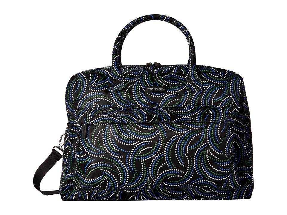 Vera Bradley Luggage - Perfect Companion Travel Bag (Kiev Swirls) Bags
