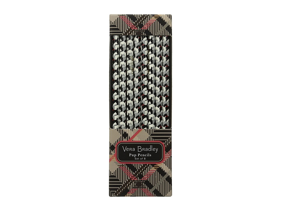 Vera Bradley - Pup Pencils (Scottie Dogs) Gift Cards Gifts