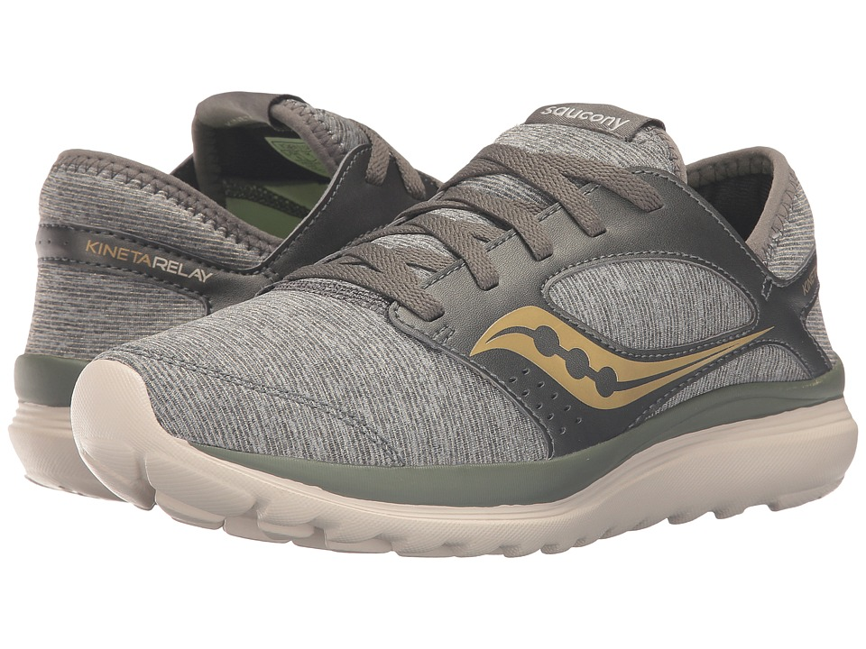 Saucony Kineta Relay (Green/Gold) Women