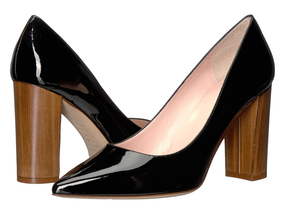 Kate Spade New York - Pixanne (Black Patent) Women's Shoes