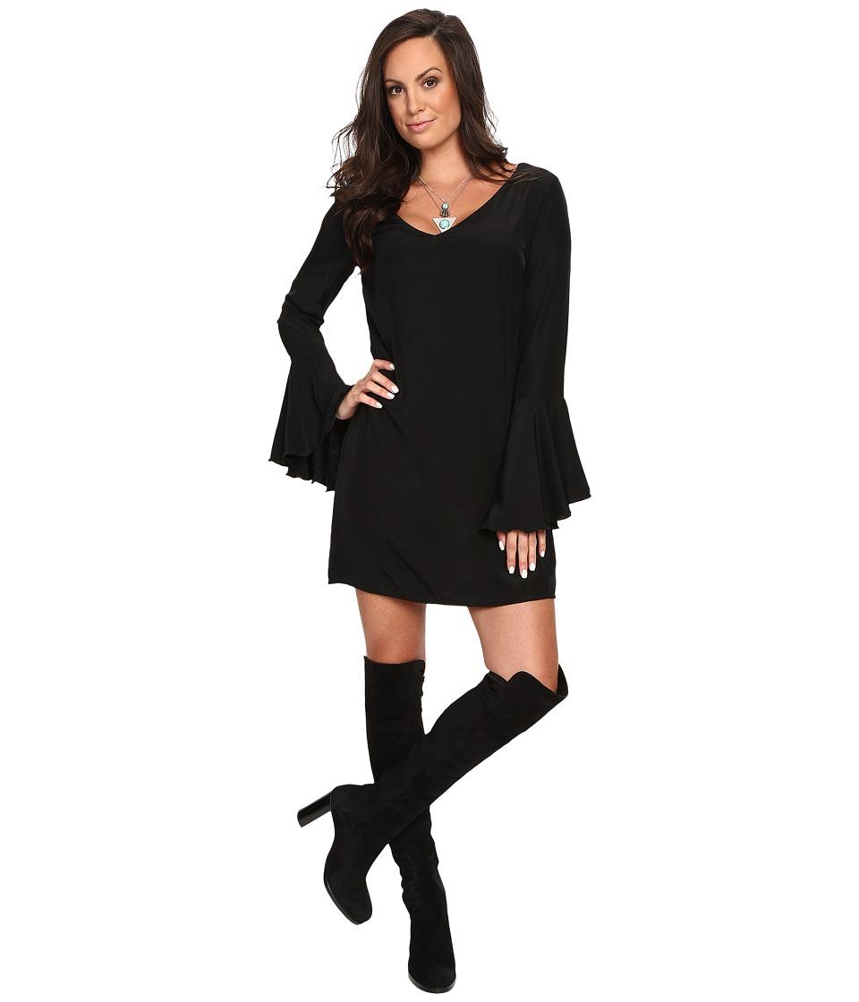 Union of Angels - Dove Dress (Black) Women's Dress
