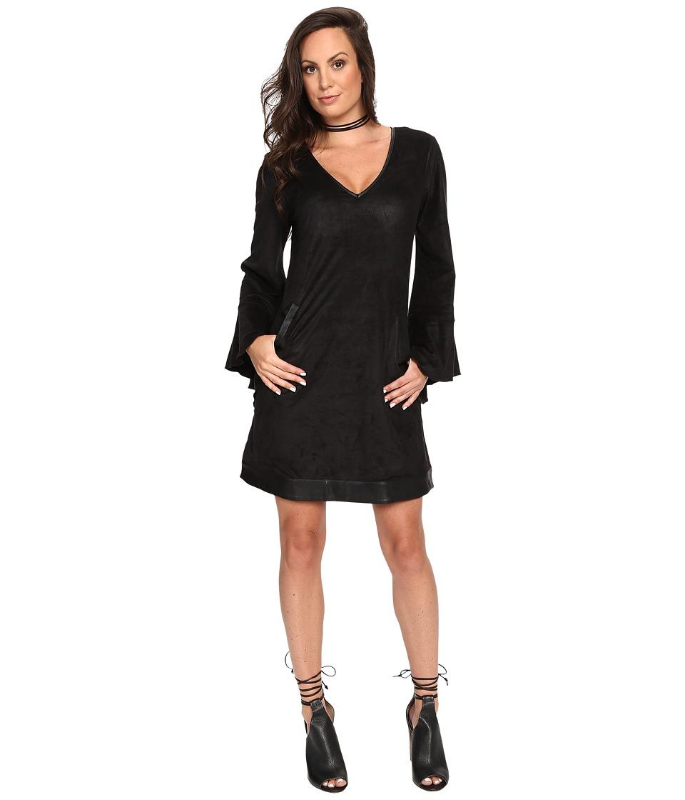 Union of Angels - Briana Dress (Black) Women's Dress