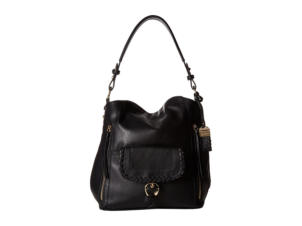 Jessica Simpson - Selita Hobo (Black) Hobo Handbags