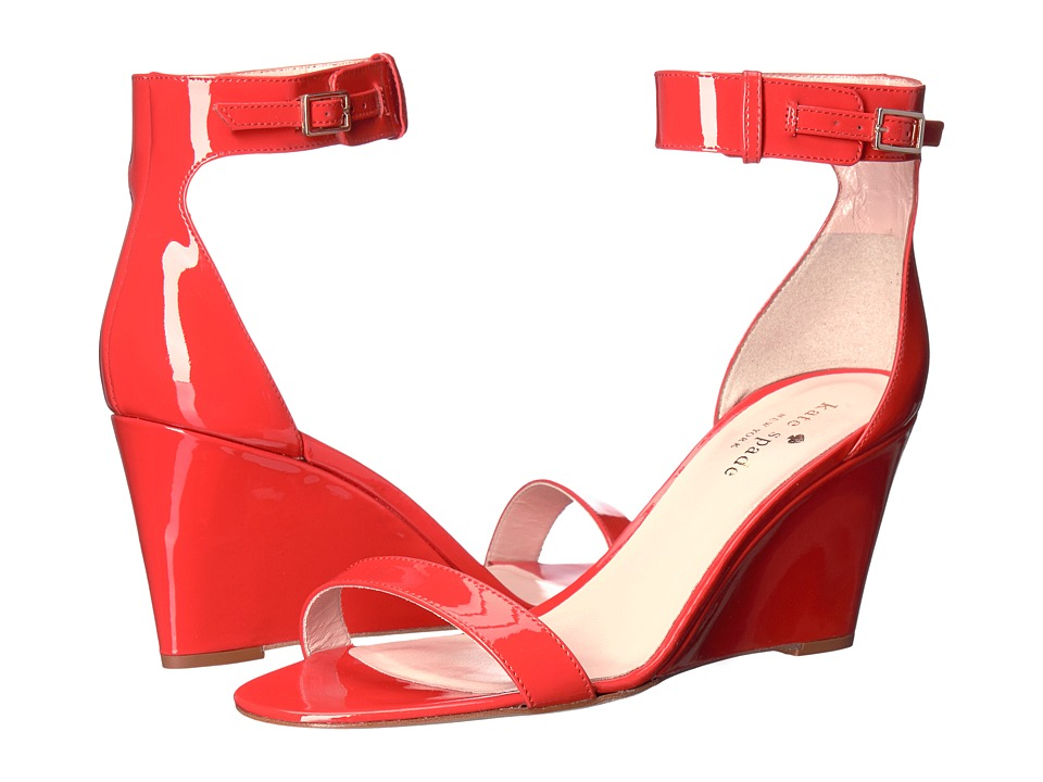 Kate Spade New York - Ronia (Paprika Patent) Women's Shoes