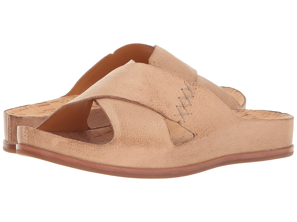 Kork-Ease - Amboy (Natural Full Grain) Women's Dress Sandals