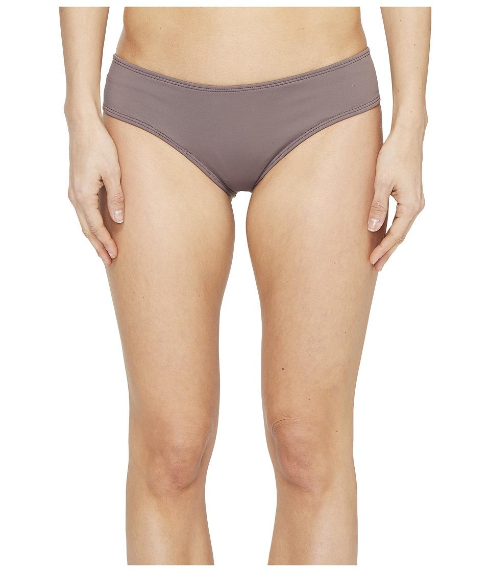 O'Neill - Salt Water Solids Hipster Bottoms (Pepper) Women's Swimwear