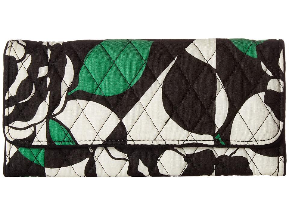Vera Bradley - Trifold Wallet (Imperial Rose) Bill-fold Wallet