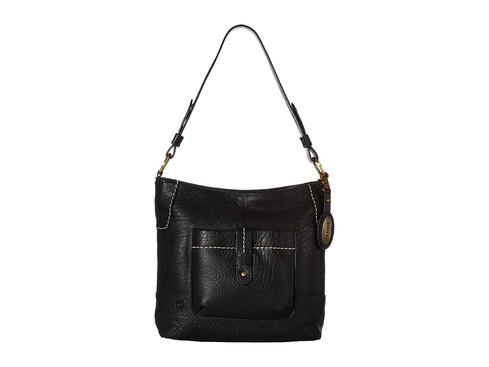 Born - Born Cody Large Bucket (Black) Handbags